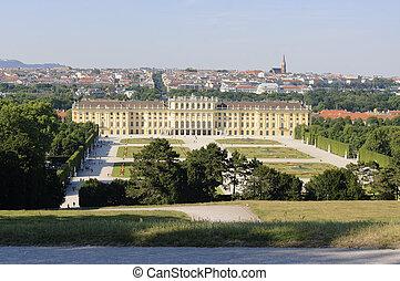 Schonbrunn, palacio