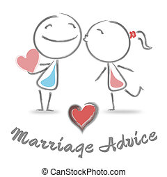 Marriage Advice Means Marital Help And Guidance - Marriage...