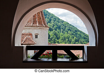Bran Castle - The beautiful Bran Castle aka Dracula\'s...