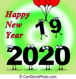 2020 Illustrations and Clipart. 559 2020 royalty free ...