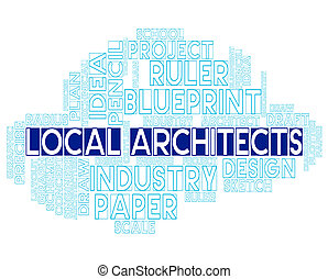 Local Architects Represents Building Draftsman And Career -...