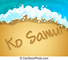 Ko Samui Holiday Shows Go On Leave In Thailand - Ko Samui...