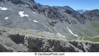 4K Aerial, Parco Naturale Del Gran Bosco Di Salbertrand -...