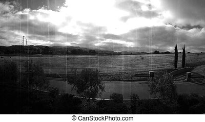 Napa California black and white - Black and white Napa...
