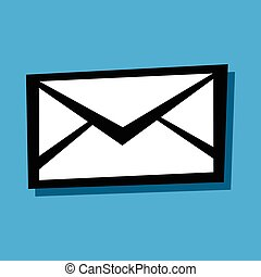 Mail Envelope vector