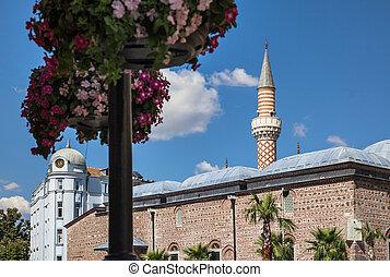 Cuma Camii Dzhumaya Mosque Plovdiv - Dzhumaya, Djumaya...