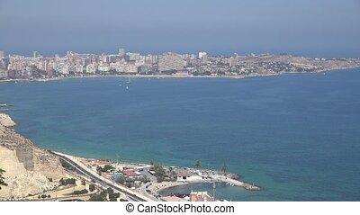 Coastal Ocean Bay Or Harbor