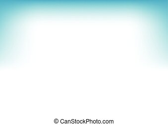 White Blue Water Copyspace Background