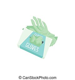 Pack Of Surgeon Silicon Gloves Hospital And Healthcare...