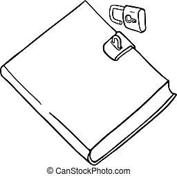 private book illustration