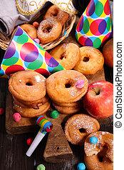 donut for carnival