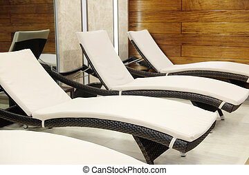 chaise-longues - The image of a chaise-longues