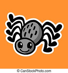 Spider Bug Insect vector