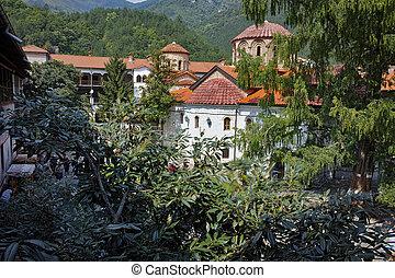 bachkovo, Kolostor,  bulgária