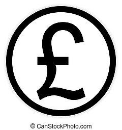 Pound symbol button. - Pound symbol button on white...