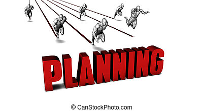 Better Planning with a Business Team Racing Concept