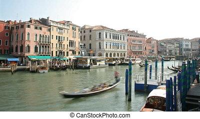 Venice - Time lapse