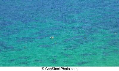 Ocean Water Or Sea