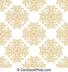 Seamless pattern in pastel colors