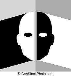 human face - Creative design of human face