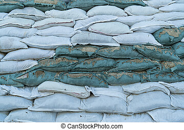 Flood Protection Sandbag