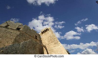 Lindos AcropolisRhodosGreece - Lindos Acropolis on Rhodos...