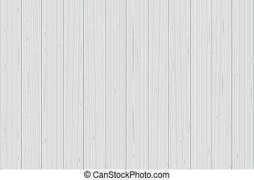 White Wood Planks - White wood planks background - vector...