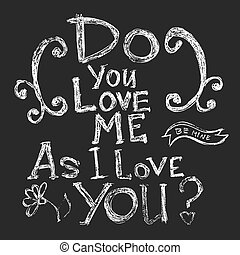 quote You Can Do This. - Inspirational quote Do you Love me...