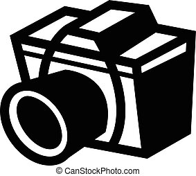 Photography Camera vector icon