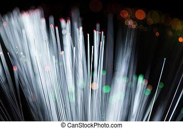 Multicolor Fiber optical