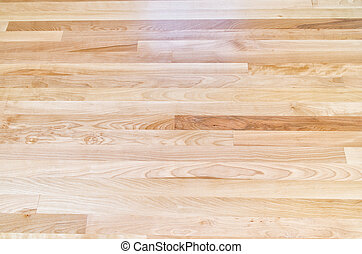 Oak laminate parquet floor background