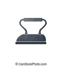 Flat Iron icon