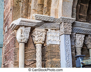 Sacra di San Michele abbey HDR - High dynamic range HDR...