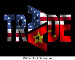 American Chinese trade