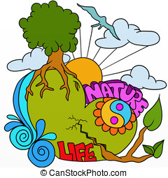 Mother nature Illustrations and Clipart. 15,703 Mother ...