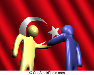 Turkish meeting