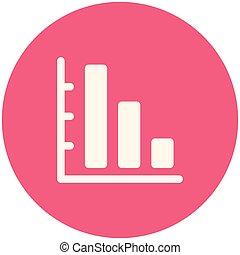 Graph Down icon