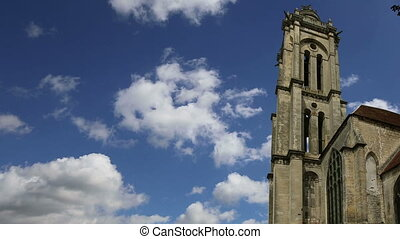 Cathedral (Notre Dame) of Senlis, Oise, Picardy, France