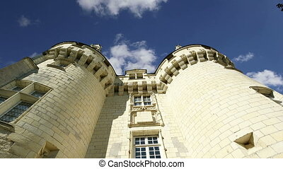 Usse Castle, Loire Valley, France