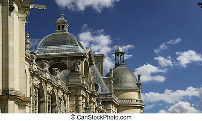 Chateau de Chantilly.France - Chateau de Chantilly (...