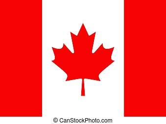 カナダ, 旗