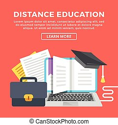 Distance education, online learning
