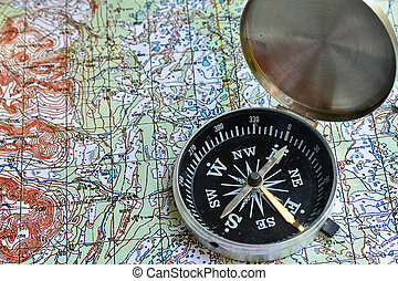 No orientation no travel The tools of orienteering - map and...