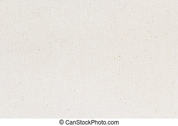 White linen texture or background.