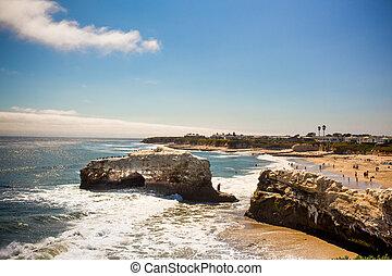 Natural Bridges State Park Santa Cruz California