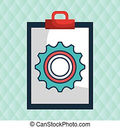 clipboard tools icons