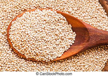 grano, pila,  Quinoa