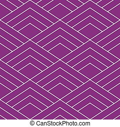 Seamless triangle pattern Vector background Geometric...