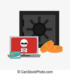 safe deposit box system security design