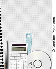 Notebook and office supply